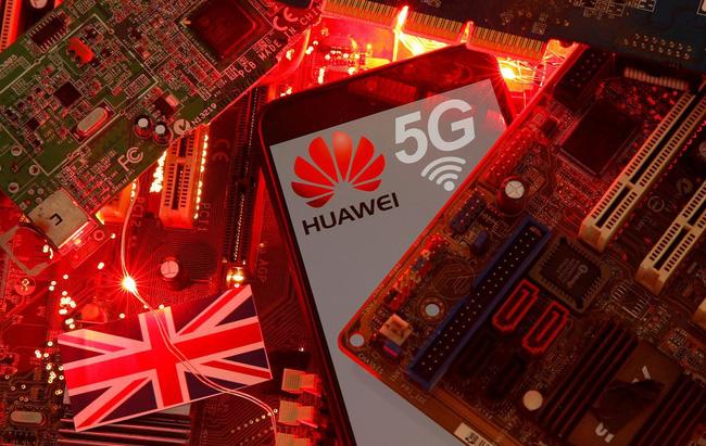 Anh xem xét loại bỏ Huawei khỏi dự án 5G quốc gia - ảnh 1