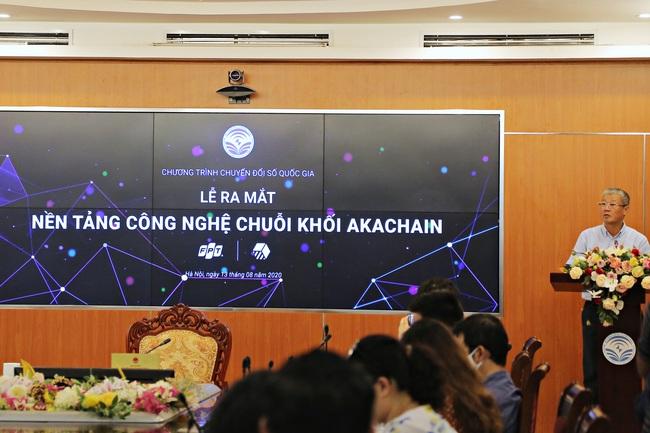 Ra mắt nền tảng công nghệ chuỗi khối Make in Vietnam akaChain - ảnh 2