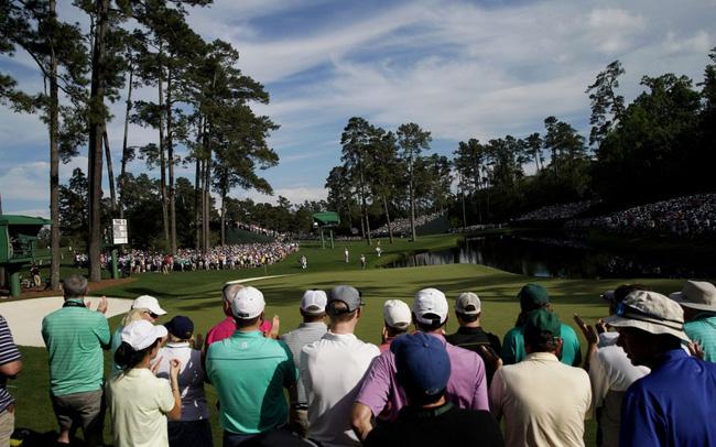 Giải golf The Masters 2020 sẽ không đón khán giả vào sân | VTV.VN