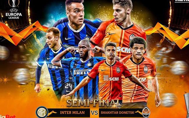 Xem lại Inter Milan vs Shakhtar Donetsk, Europa League – 18/08/2020