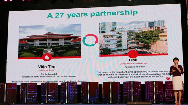 Healthcare services introduced at a conference on medical tourism in Ho Chi Minh City