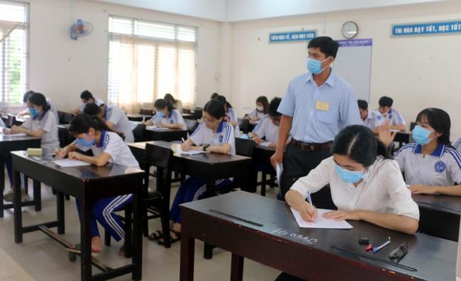 Công bố đề tham khảo kỳ thi tốt nghiệp THPT trong tháng 3 - ảnh 2