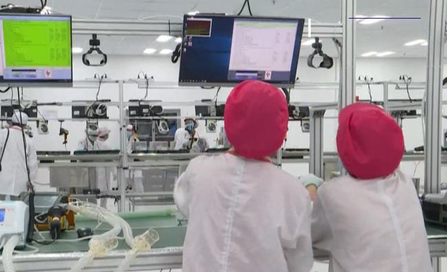 Các hãng truyền thông lớn đưa tin về nỗ lực sản xuất máy thở của Việt Nam - ảnh 3