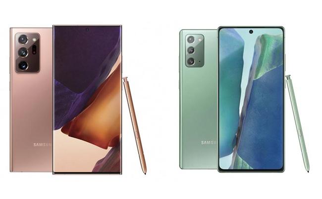 Galaxy Note 20 trình làng - Không chỉ 1 mà tới 3 phiên bản cho người dùng lựa chọn - ảnh 5