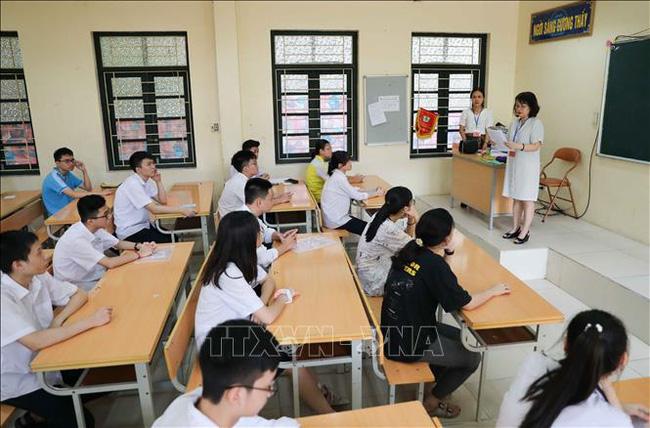 TP Hồ Chí Minh công bố nguyện vọng 1 thi vào lớp 10 - ảnh 5