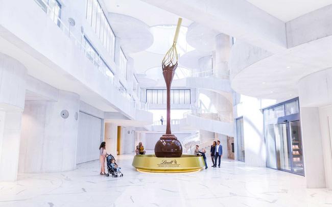 Khai trương bảo tàng chocolate lớn nhất thế giới - ảnh 3