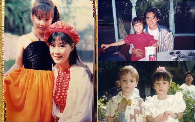 Loạt ảnh Diễm My 9x thời bé đóng phim chung với nhiều diễn viên nổi tiếng - ảnh 12