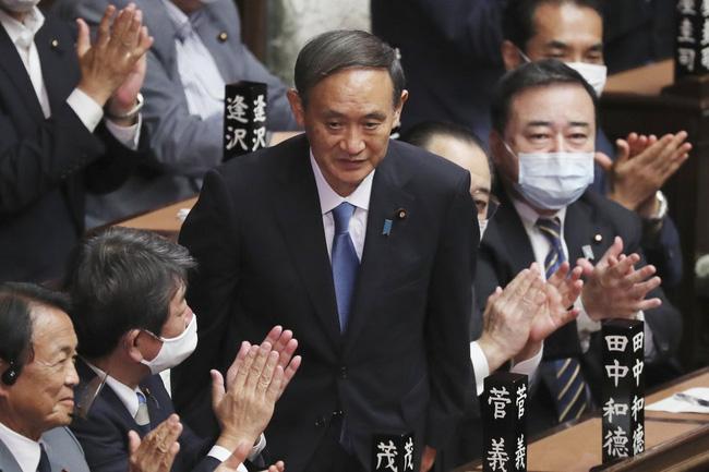 Ông Yoshihide Suga chính thức được bầu làm Thủ tướng Nhật Bản - ảnh 3