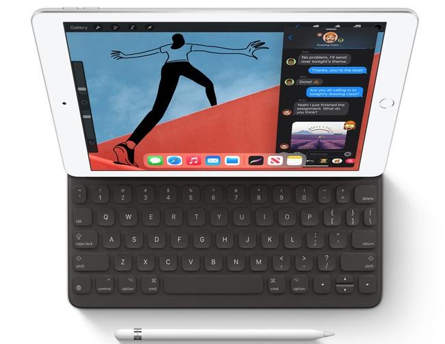 iPad mới mạnh mẽ hơn với chip A12 Bionic, hỗ trợ Apple Pencil - ảnh 4