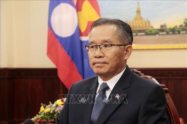 Deputy Foreign Minister of Laos Thongphane Savanphet. (Photo: VNA)