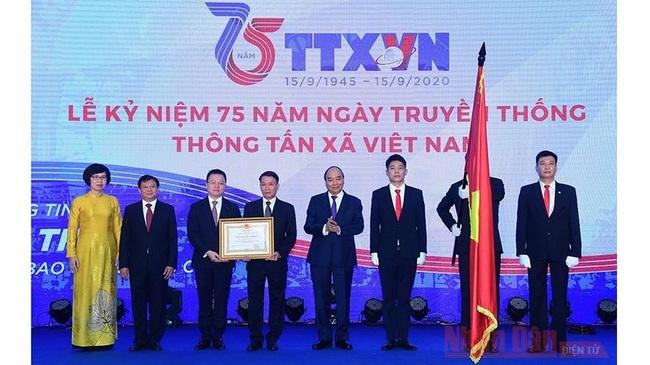 At the ceremony (Photo: NDO/Tran Hai)