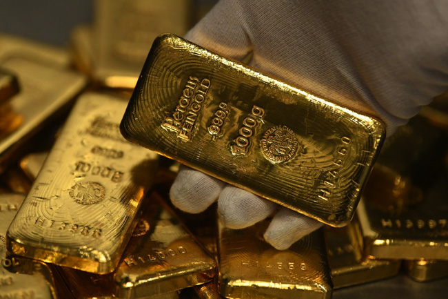 Giá vàng châu Á giảm do đồng USD tăng giá - ảnh 3