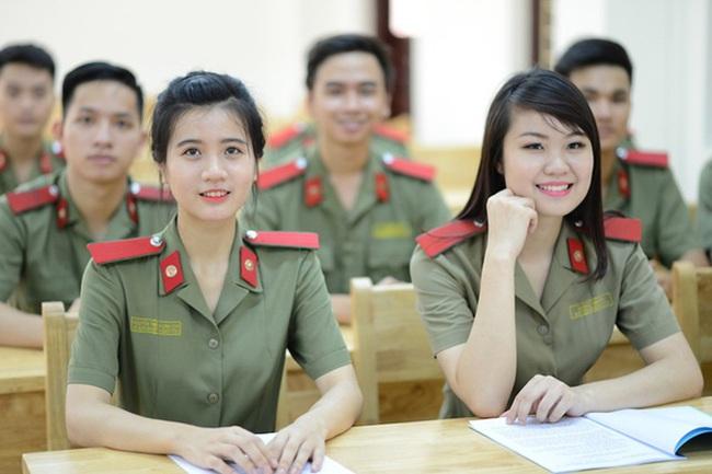 Điểm chuẩn hệ trung cấp các trường Công an nhân dân năm 2020 - ảnh 2