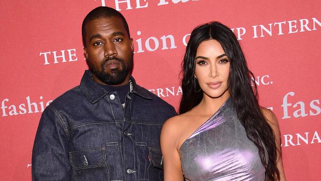 Kim Kardashian bất lực với Kanye West - ảnh 2