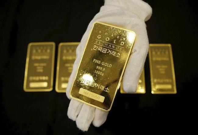 Lao dốc mạnh, giá vàng thấp nhất trong 1 tháng qua - ảnh 3