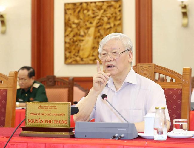 Bộ Chính trị cho ý kiến công tác chuẩn bị Đại hội Đảng bộ Công an - ảnh 2