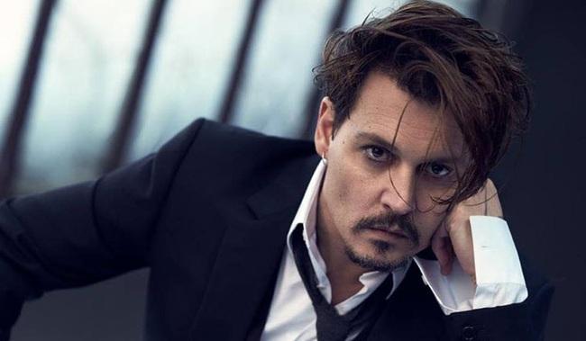 Johnny Depp không nhận mình là ngôi sao Hollywood - ảnh 2