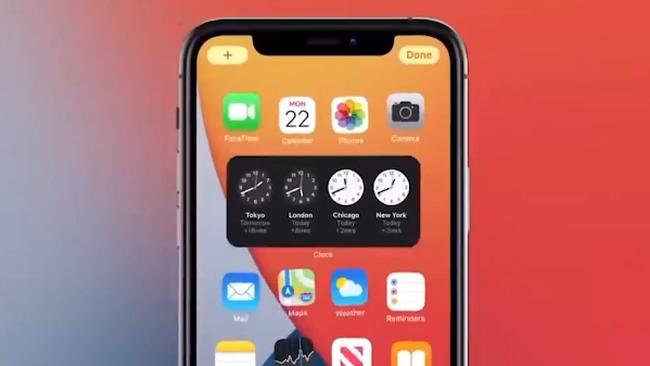 Bạn đã biết cài đặt widget trên iOS 14? - ảnh 3