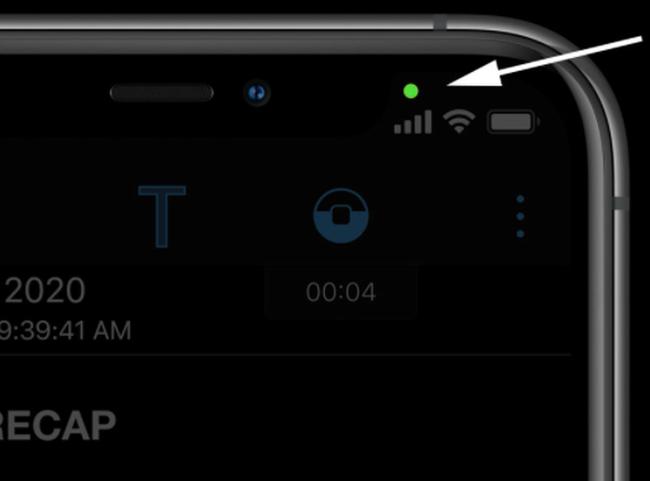 Bạn có thể đang bị theo dõi nếu thấy biểu tượng này trên iPhone - ảnh 3