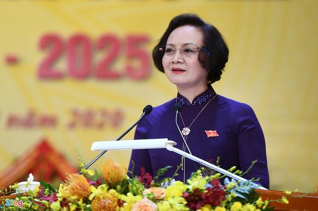 Nữ Bí thư Tỉnh ủy Yên Bái được điều động giữ chức Thứ trưởng Bộ Nội vụ - ảnh 1