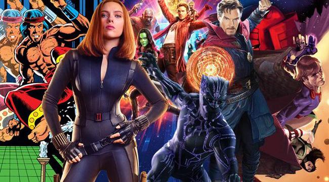 Sẽ không có phim siêu anh hùng Marvel nào ra mắt trong 2020 - ảnh 4