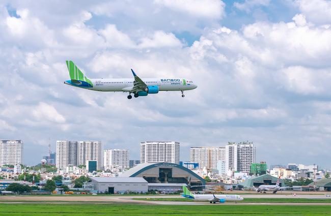 Bamboo Airways bay đúng giờ nhất tháng 9 - ảnh 2