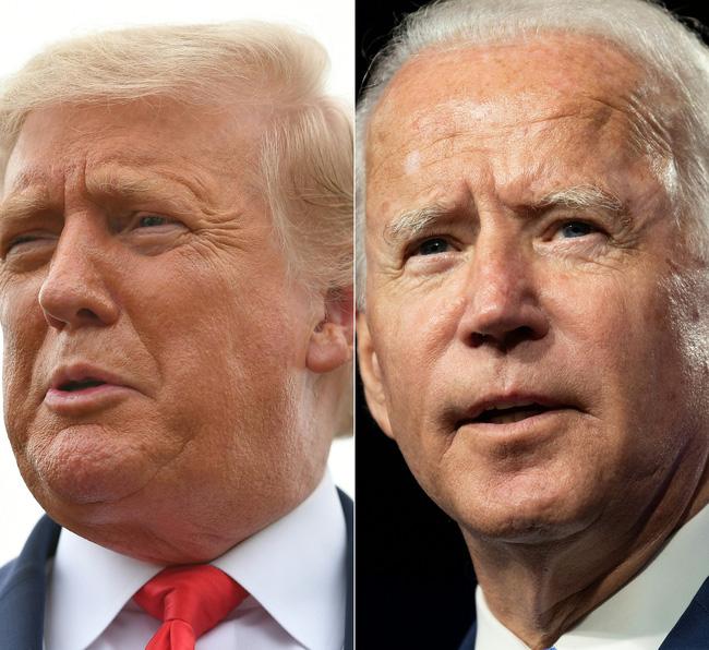"""Hai ứng viên Nhà Trắng Donald Trump và Joe Biden sẵn sàng trận """"so găng"""" đầu tiên - ảnh 3"""