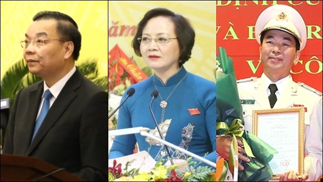 [INFOGRAPHIC] 19 Ủy viên Trung ương Đảng được điều động, luân chuyển năm 2020 - ảnh 3