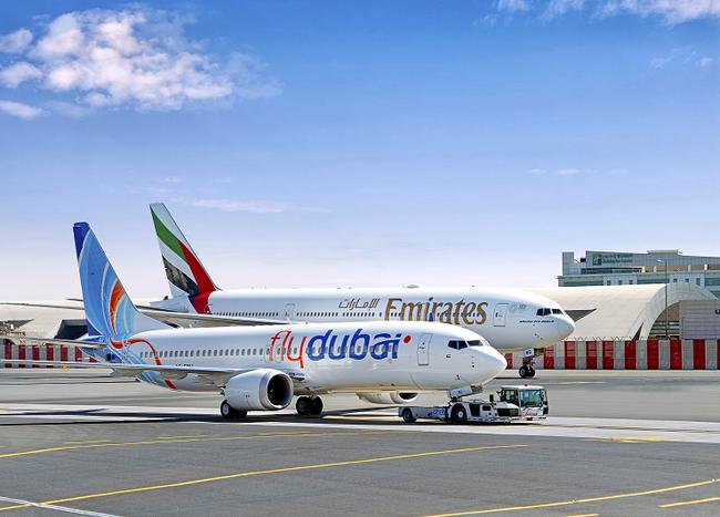 Emirates và flydubai hợp tác, thêm nhiều điểm đến mới cho du khách - ảnh 1
