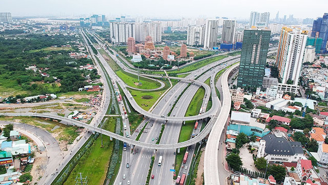 Ho Chi Minh City targets to disburse over 95% of public investment capital for 2020. (Photo: NDO)