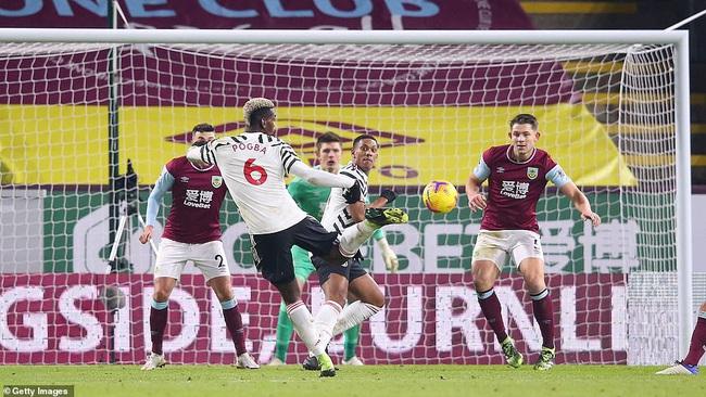 Xem lại bóng đá Burnley vs Man Utd, Ngoại hạng Anh (13/01)