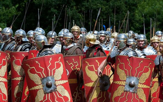 Phát hiện hàng chục trại quân đội La Mã cổ đại - ảnh 3