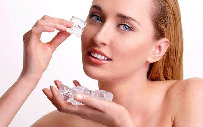 7 công dụng làm đẹp da tuyệt vời của đá lạnh - ảnh 8