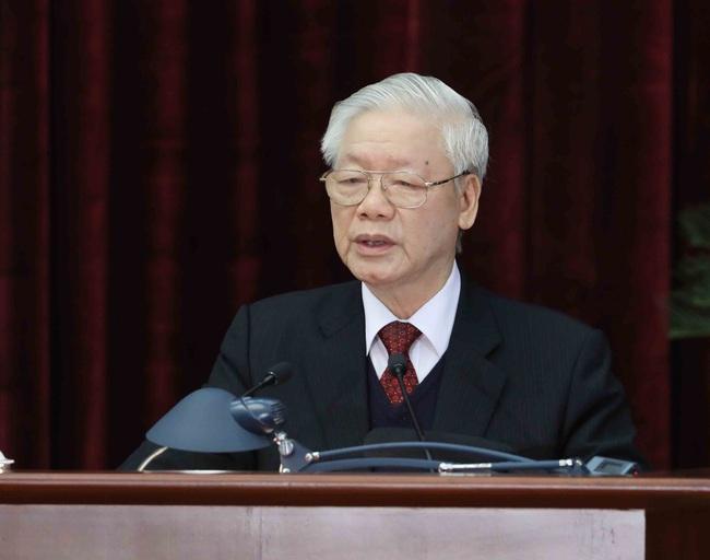 Tổng Bí thư, Chủ tịch nước Nguyễn Phú Trọng: Kết quả nhiệm kỳ khóa XII tạo động lực đưa đất nước bước vào thời kỳ phát triển mới - ảnh 1