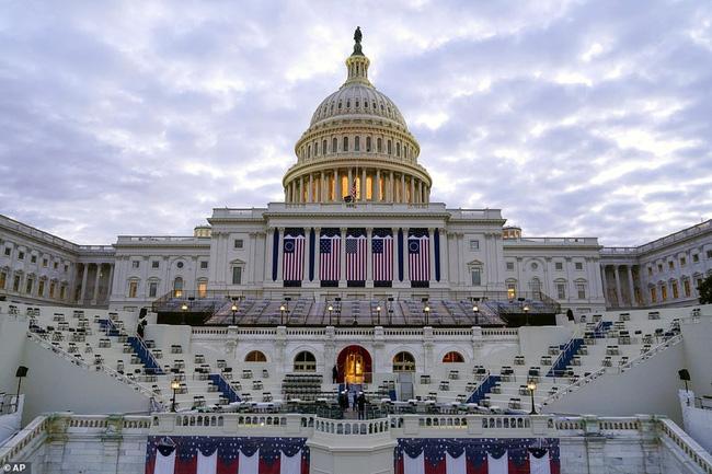 Tổng thống đắc cử Joe Biden tới Washington chuẩn bị cho lễ tuyên thệ nhậm chức - ảnh 2