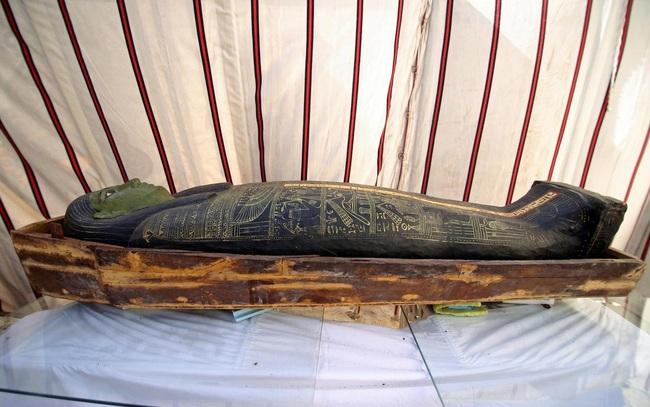 Phát hiện hàng chục quan tài cổ đại 3000 năm tuổi tại Ai Cập - ảnh 4
