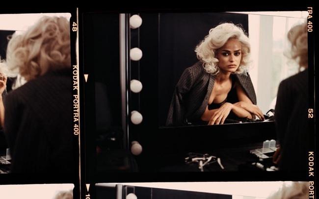 Birgit Kos siêu đẹp và cổ điển trên Vogue Ba Lan - ảnh 17