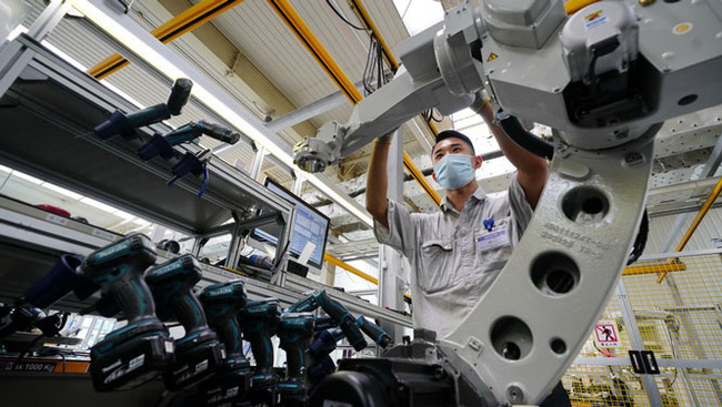 Trung Quốc nhận vốn FDI kỷ lục năm 2020 - ảnh 2