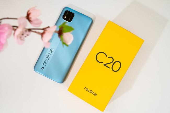 Realme C20 ra mắt: Màn hình 6,5 inch, pin 5.000 mAh, camera AI, giá 2,69 triệu đồng - ảnh 2