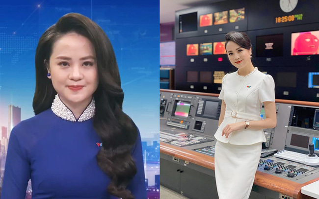 Nữ MC xinh đẹp mới toanh của bản tin Thời sự 19h - ảnh 12
