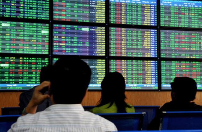 VN-Index tăng nhẹ, nhóm ngân hàng chứng khoán giao dịch kém sắc - ảnh 2
