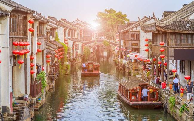 Chiêm ngưỡng những kênh đào xinh đẹp bậc nhất thế giới - ảnh 12