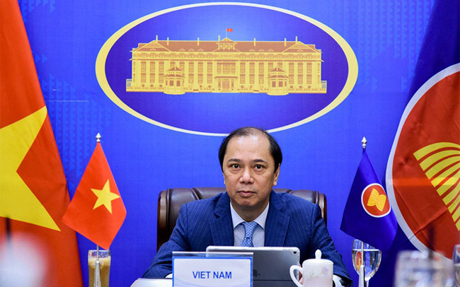 Deputy Foreign Minister Nguyen Quoc Dung (Photo: MoFA)