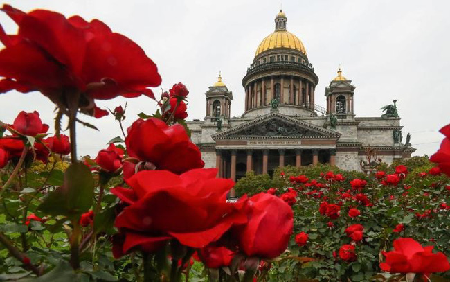 Nga tổ chức đám cưới Hoàng gia đầu tiên sau hơn một thế kỷ - ảnh 1