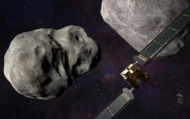 """NASA cho tàu vũ trụ đâm vào tiểu hành tinh để """"cứu Trái Đất"""" - ảnh 2"""