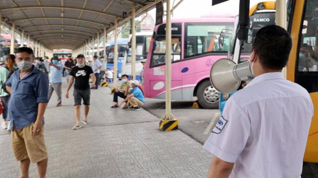 Sở GTVT Hà Nội đề xuất mở lại 8 tuyến vận tải hành khách liên tỉnh - ảnh 2