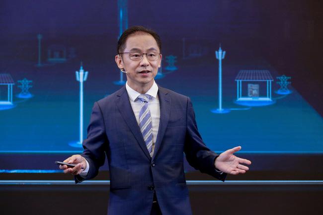 Huawei đặt mục tiêu phát triển mạng 5G xanh cho tương lai ít carbon - ảnh 1