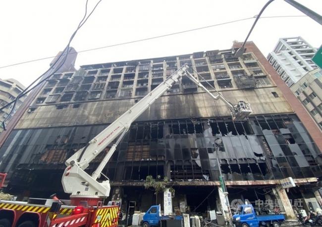 Cháy chung cư cao tầng ở Đài Loan (Trung Quốc), ít nhất 46 người thiệt mạng - ảnh 3