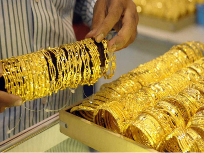 Vàng tiếp đà tăng giá mạnh - ảnh 3