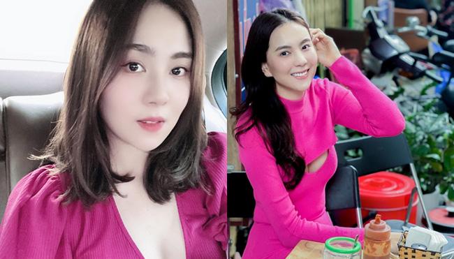 BST hồng chói lọi kén người mặc của BTV Mai Ngọc - ảnh 25